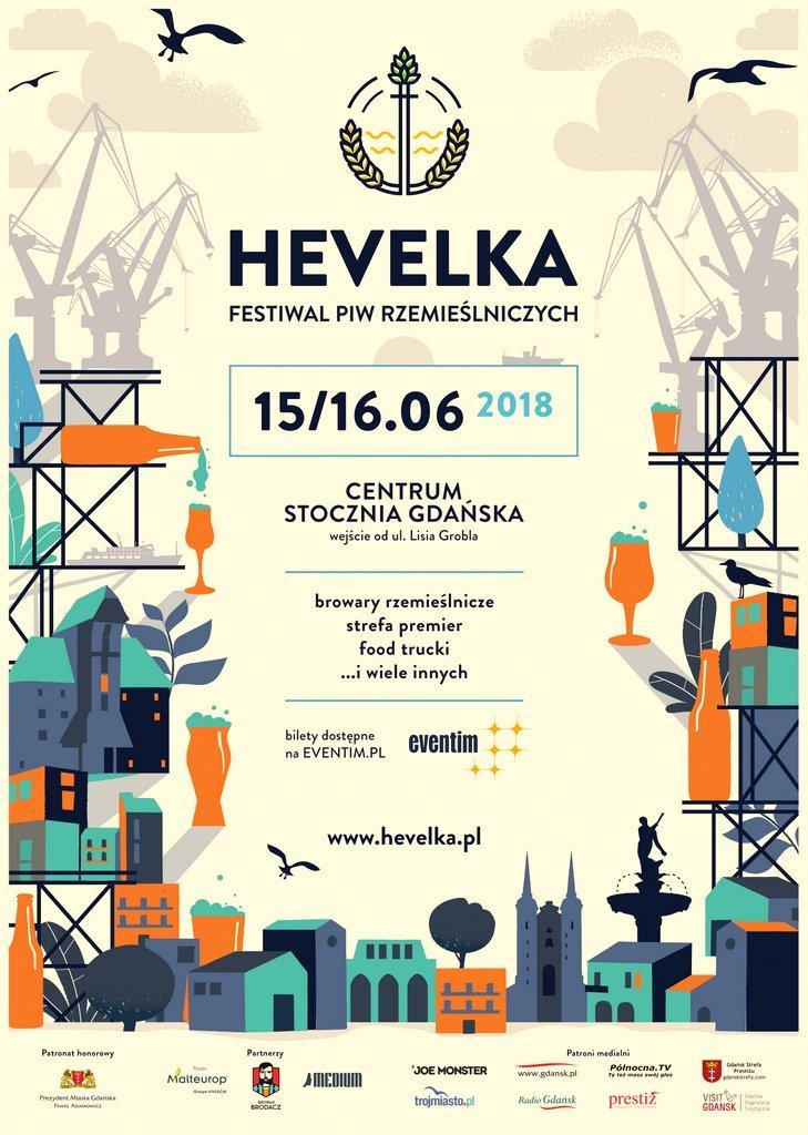 Festiwalu Piw Rzemieślniczych HEVELKA