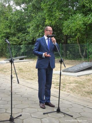 prezydent Paweł Adamowicz