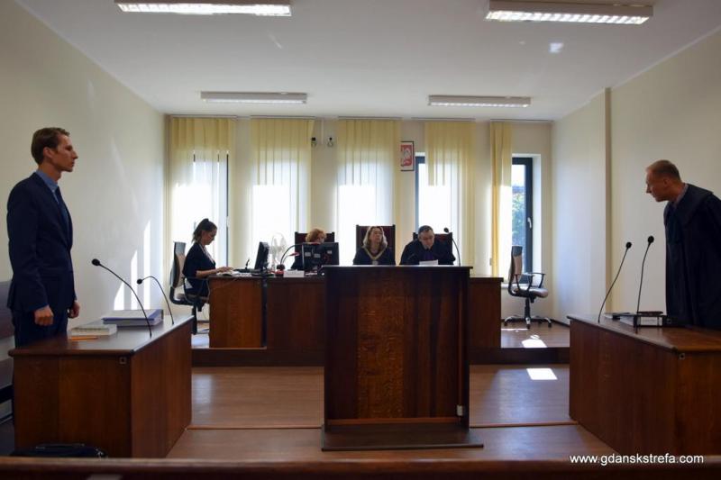 pierwsza rozprawa wyznaczona przez Sąd Okręgowy w Gdańsku
