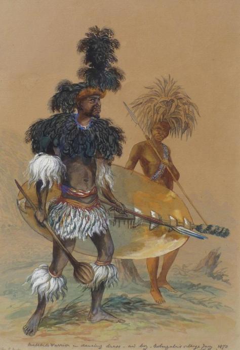 Wojownicy Matabele