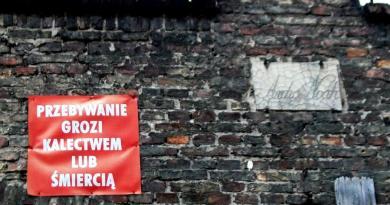Na przykładzie Gdańska  cz. 1 – ruiny