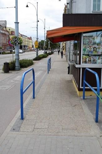 Kartuska ścieżka rowerowa