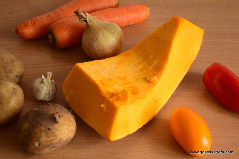 składniki do zupy