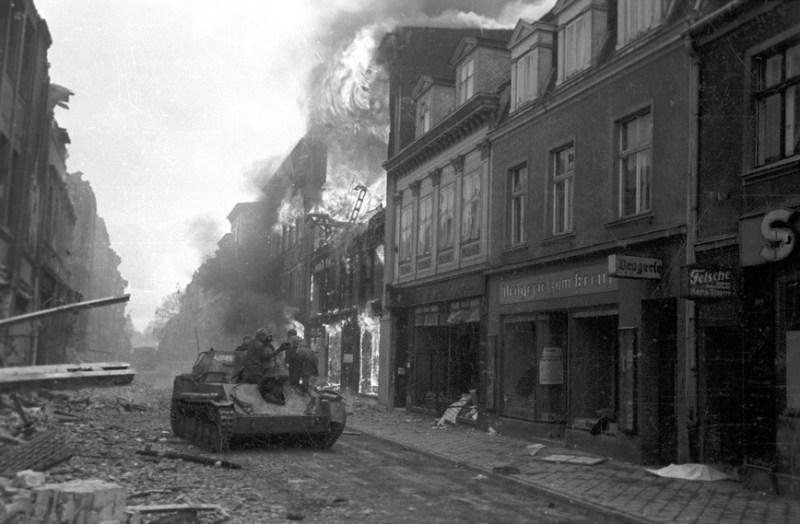 zniszczenia wojenne