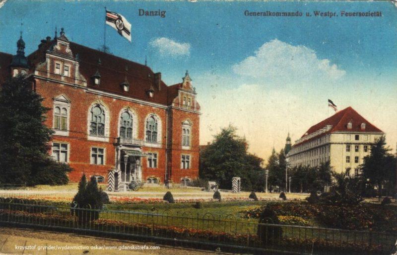Obecnie budynek Rady Miasta Gdańska.