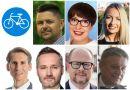 Rowerowa Metropolia przepytuje kandydatów na prezydenta Gdańska i sonda wyborcza