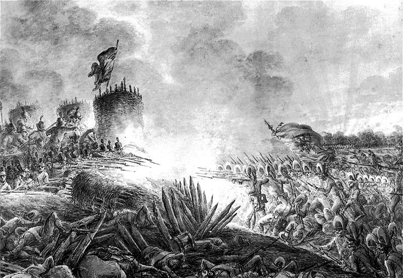 obrona Pragi 1794