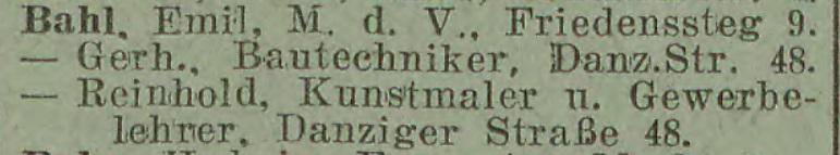Księga adresowa 1927