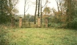 Krzyszkowice dawna brama do dworu