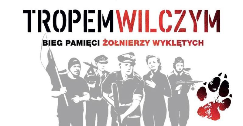 Bieg Tropem Wilczym w Gdańsku