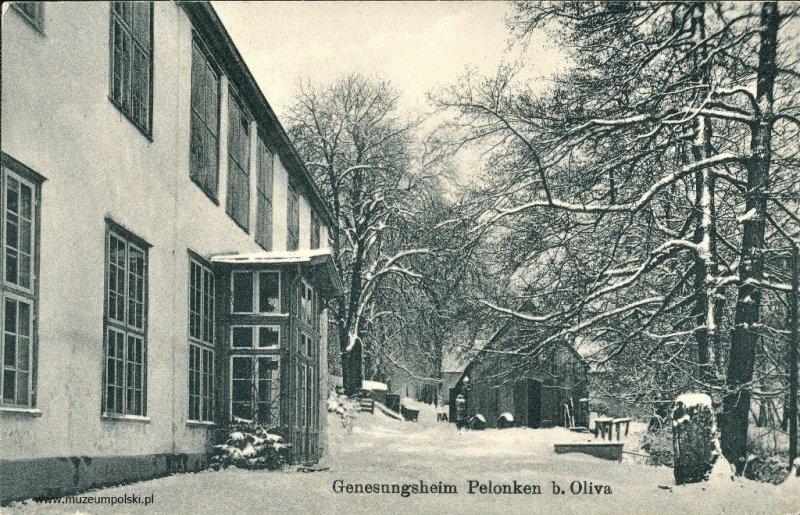 Dwór IV na Polankach, 1915