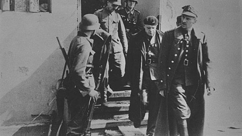 Franciszek Dąbrowski; źródło: Muzeum II Wojny Światowej