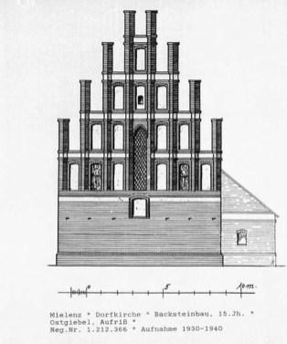 Kościół w Miłoradzu