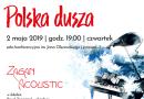 Polska dusza – koncert Zagan Acoustic
