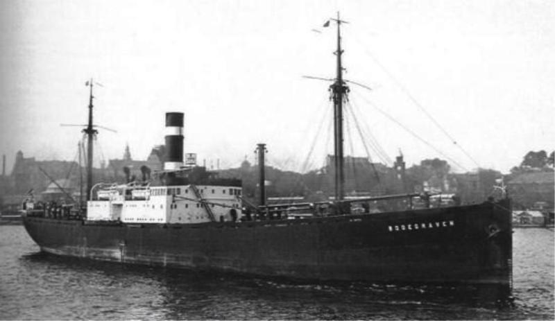 SS Bodegraven/ Wikipedia
