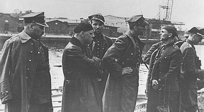 Franciszek Dąbrowski po kapitulacji