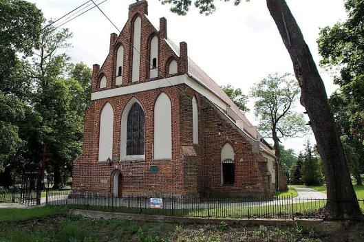 kościół w Trutnowach
