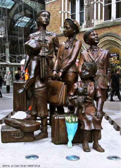 Kindertransport Londyn