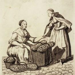 handlarka cytrynami