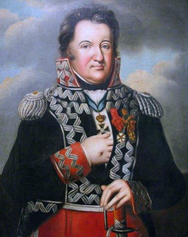 Gen. Jan Henryk Dąbrowski, autor nieznany