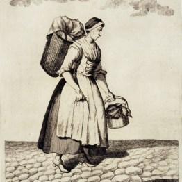 gdańscy wywoływacze- sprzedająca fladry