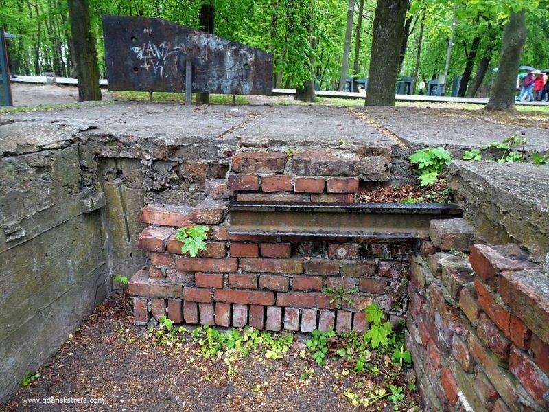 Westerplatte, Wartownia nr 3