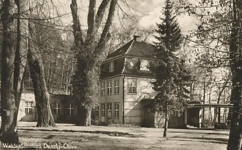 Dwór V w 1930