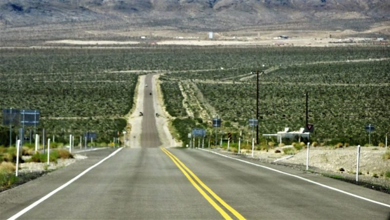 Nevada, Mercury