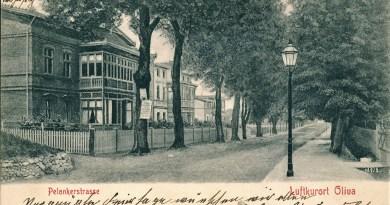ulica Polanki