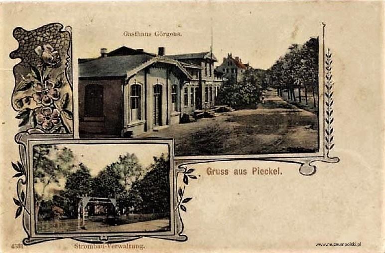 Piekło na przedwojennej pocztówce (www.muzeumpolski.pl)
