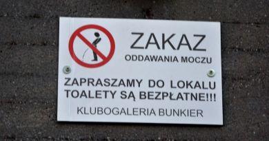 Na przykładzie Gdańska – cz. 16 Toalety
