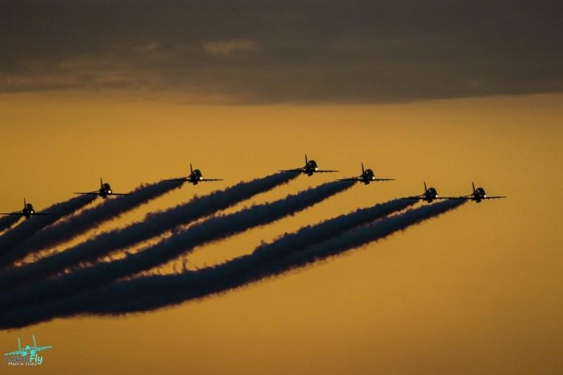 Zespół Saudi Hawks fot. Marcin Huta , www.lemofly.pl