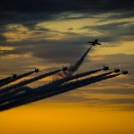 Pokazy lotnicze Lotos Aerobaltic 2019 – galeria