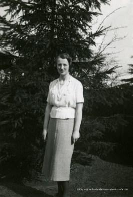 Hildegard Czachowski w 1936