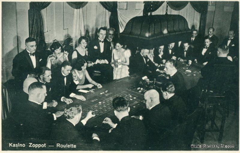 Ruletka w sopockim kasynie