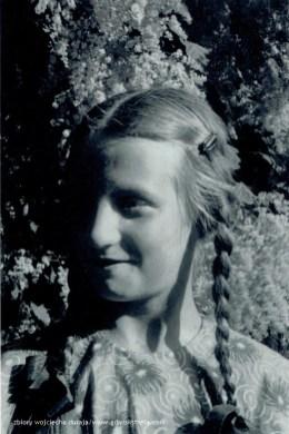 Hildegard Czachowski w 1925