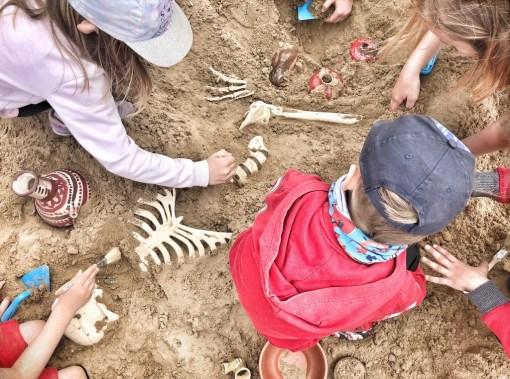 Weekend z Archeologią