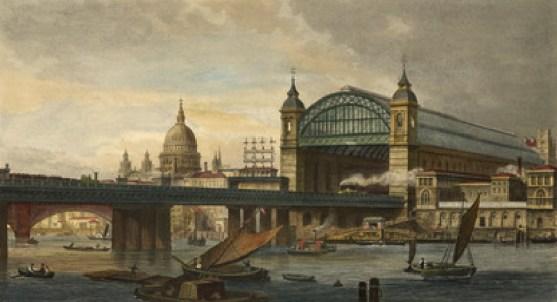 dworzec Cannon Street