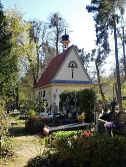 Katholischer Friedhof I, kaplica