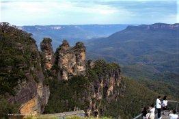 Australia, Góry Błękitne