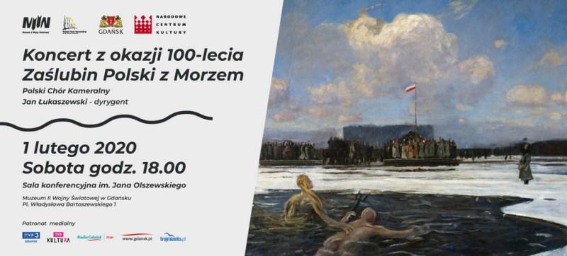 Koncert z okazji 100-lecia Zaślubin Polski z Morzem