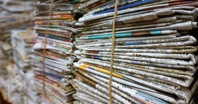Koronawirus uderza w rynek mediów papierowych