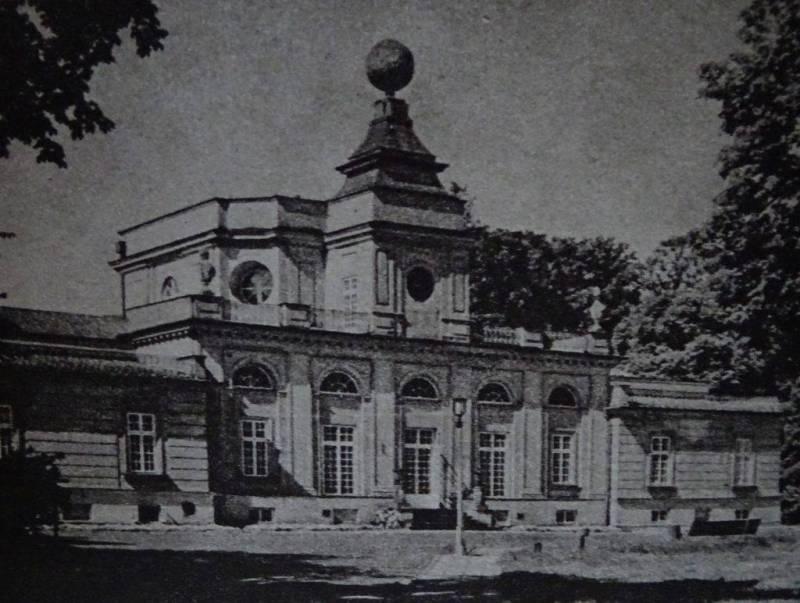 """Pałac w Jabłonnie. """"Klasycyzm w Polsce"""" St. Lorentz, A. Rottermund"""
