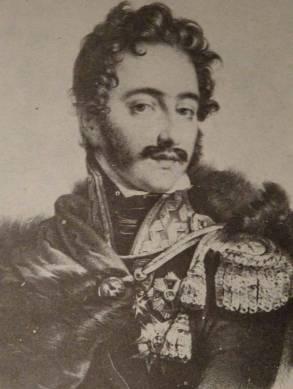 """Ks. Józef Litografia Carriera wg rys. Maurina. J. Skowronek """"Ks. Józef Poniatowski"""""""