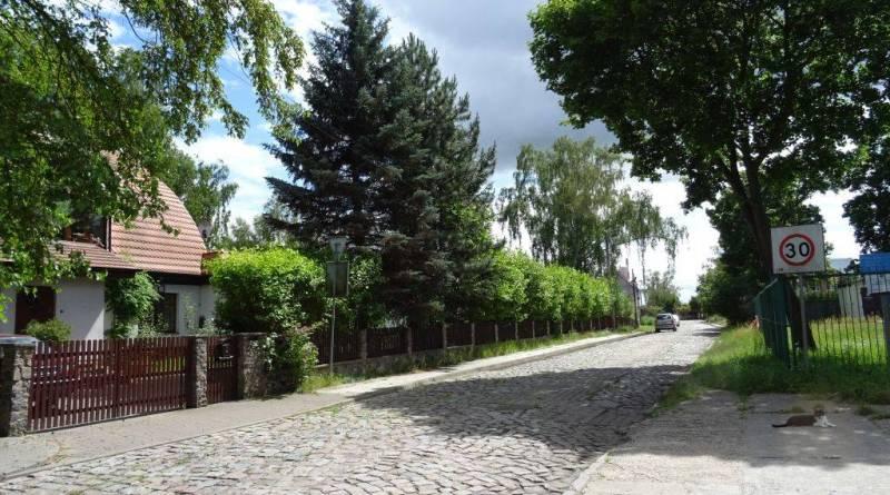 ul. Jana Rybińskiego w Gdańsku