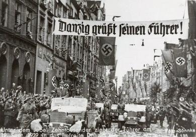 Hitler w Gdańsku