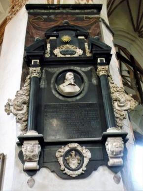 Epitafium Johanna Mochingera