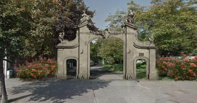 Koncepcja zagospodarowania parku św. Barbary