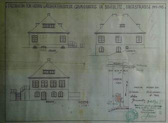 projekt domu Malczewskiego 144
