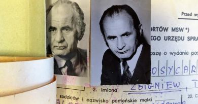 Fotoreporter Zbigniew Kosycarz – naganiacz Halski